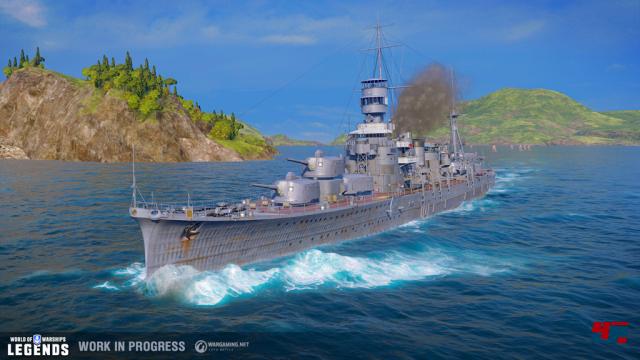 Screenshot - World of Warships (PS4) 92572378