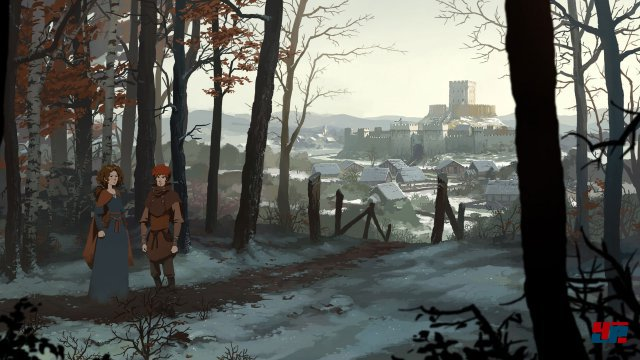 Screenshot - Ken Follett's The Pillars of the Earth (Android)