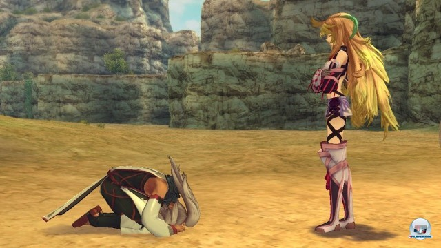 Screenshot - Tales of Xillia (PlayStation3) 2235442