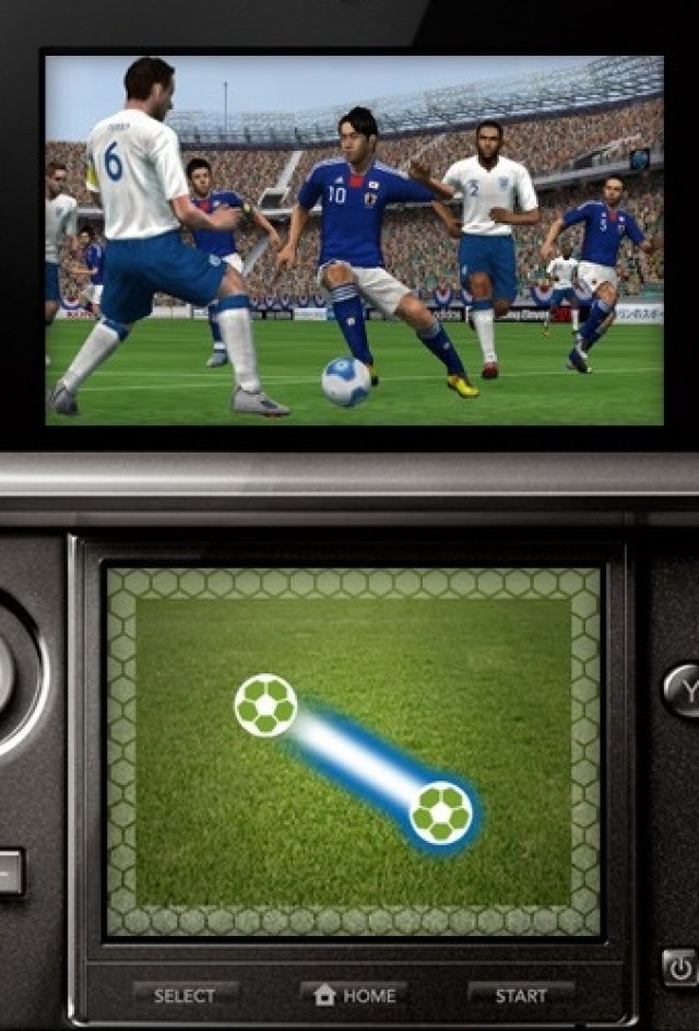 Screenshot - Pro Evolution Soccer 2012 (3DS)