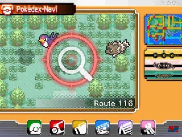 Screenshot - Pokémon Alpha Saphir (3DS) 92495925