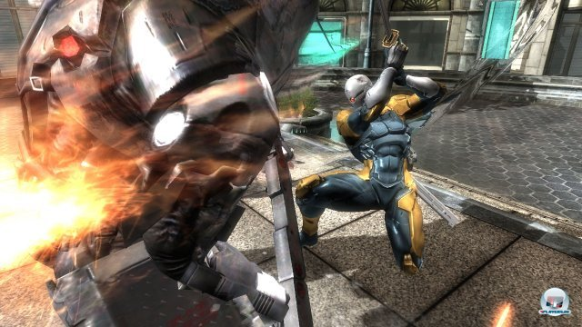 Screenshot - Metal Gear Rising: Revengeance (360) 92443542