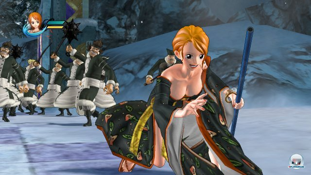 Screenshot - One Piece: Pirate Warriors (PlayStation3) 92404247