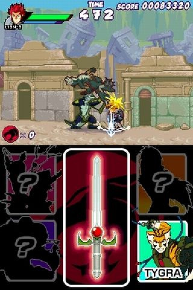 Screenshot - Thundercats (NDS) 2362277