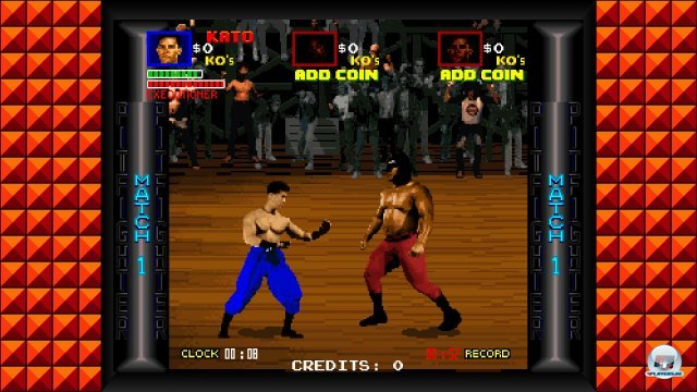 Screenshot - Midway Arcade Origins (360) 92419822