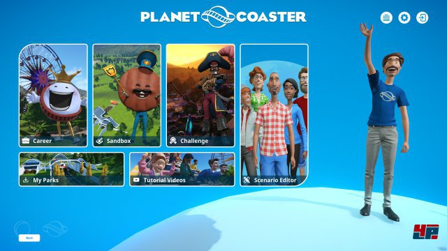 Screenshot - Planet Coaster (PC) 92553822