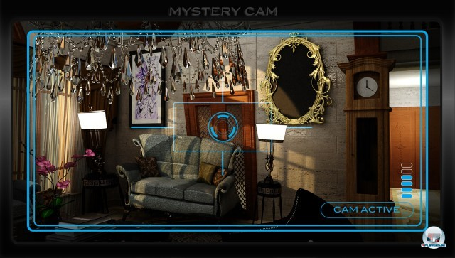 Screenshot - The Mystery Team (PSP)