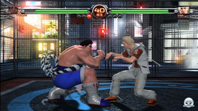 Screenshot - Virtua Fighter 5: Final Showdown  (PlayStation3) 2360267