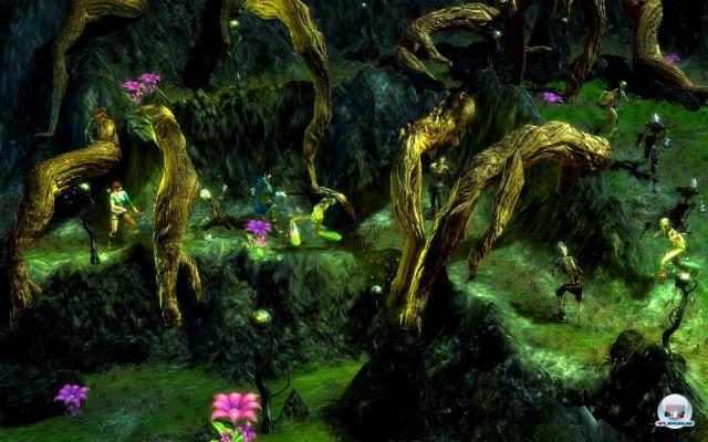 Screenshot - Grotesque Tactics 2: Dungeons & Donuts  (PC)