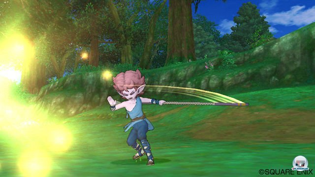 Screenshot - Dragon Quest X Online (Wii) 2292922