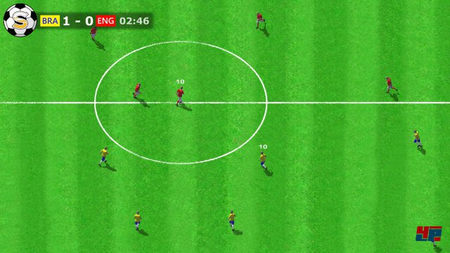 Screenshot - Sociable Soccer (PC)