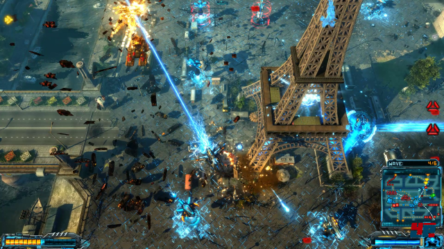 Screenshot - X-Morph: Defense (PC)