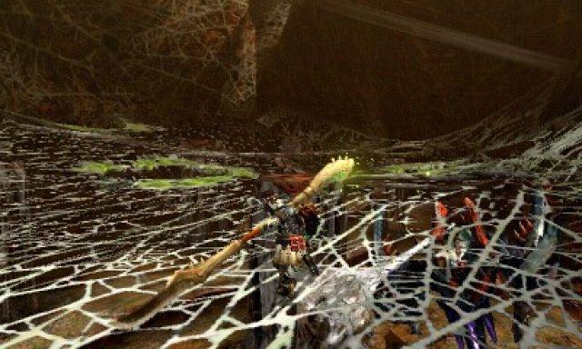 Screenshot - Monster Hunter 4 (3DS) 92413162