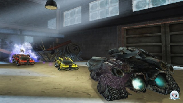 Screenshot - Transformers 3 (3DS) 2225468