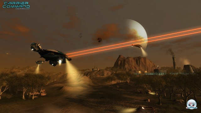 Screenshot - Carrier Command: Gaea Mission (PC) 2232328