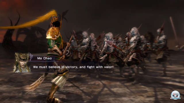 Screenshot - Warriors Orochi 3 (Wii_U) 92401842
