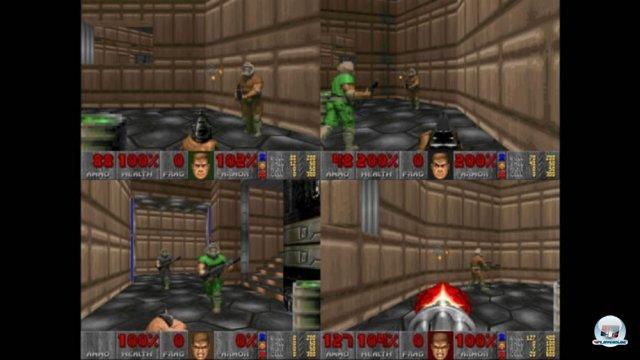 Screenshot - Doom (360)