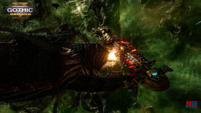 Screenshot - Battlefleet Gothic: Armada 2 (PC)