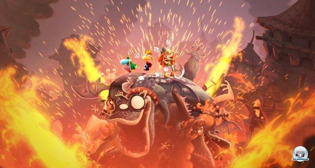 Screenshot - Rayman Legends (360) 92416377