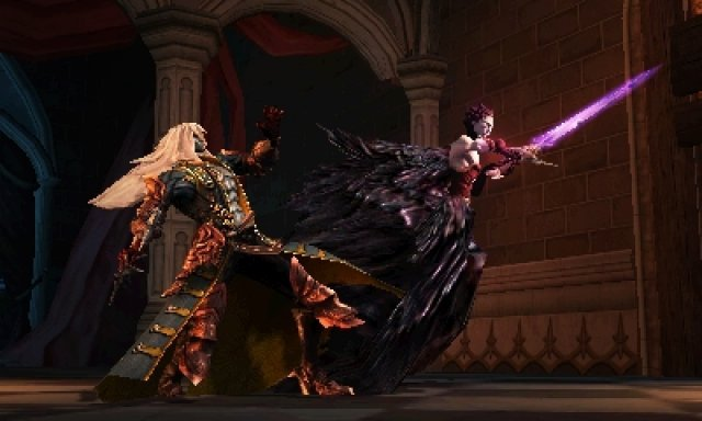 Screenshot - Castlevania: Lords of Shadow - Mirror of Fate (3DS) 92418507