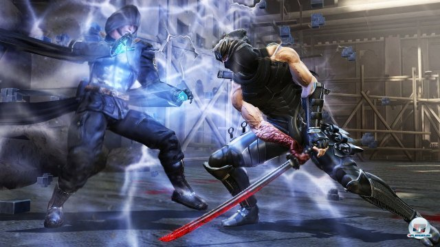 Screenshot - Ninja Gaiden 3 (PlayStation3) 2290037