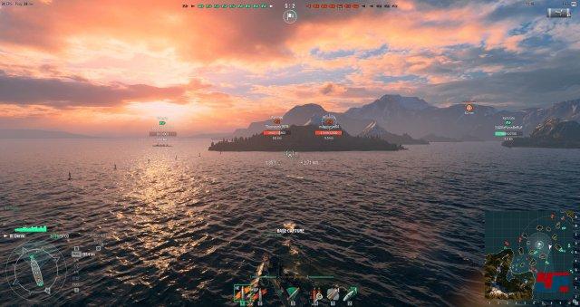 Screenshot - World of Warships (PC) 92516003