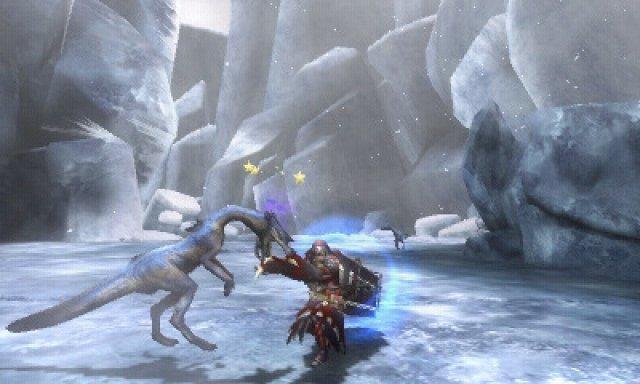 Screenshot - Monster Hunter 3G (3DS) 2285362