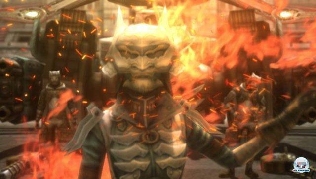 Screenshot - Final Fantasy Type-0 (PSP) 2260547