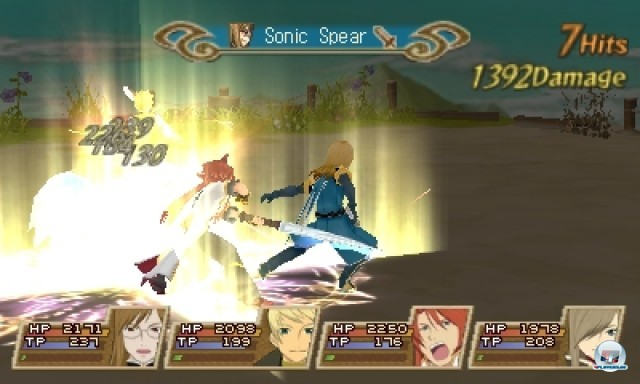 Screenshot - Tales of the Abyss (3DS) 2250467