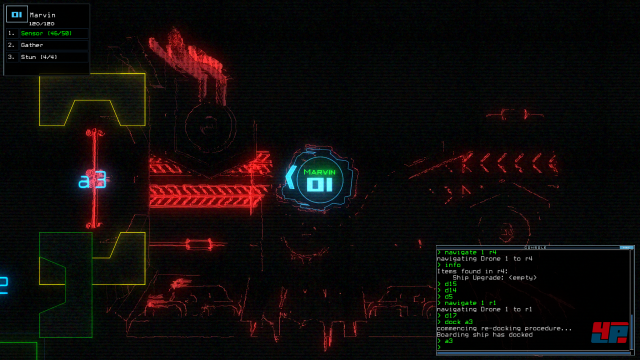Screenshot - Duskers (Linux) 92526947