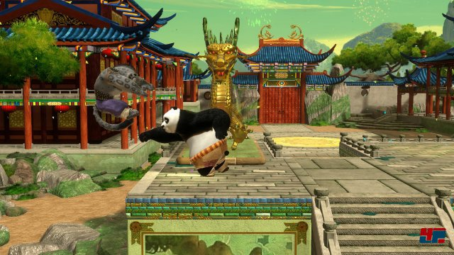 Screenshot - Kung Fu Panda: Showdown of Legendary Legends - The Video Game (360)