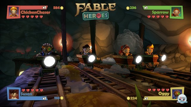 Screenshot - Fable Heroes (360) 2327547
