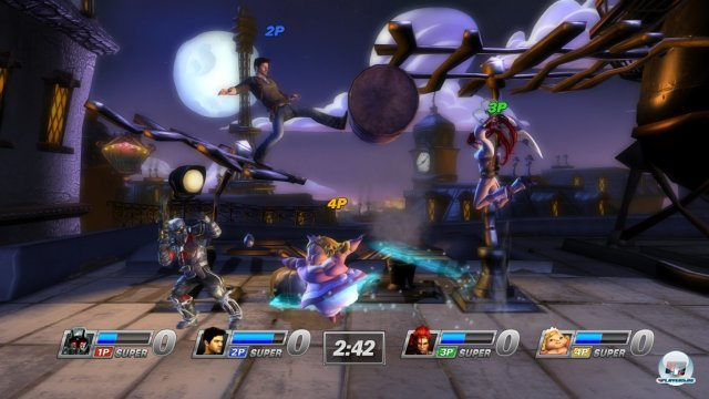 Screenshot - PlayStation All-Stars: Battle Royale (PlayStation3) 92425232