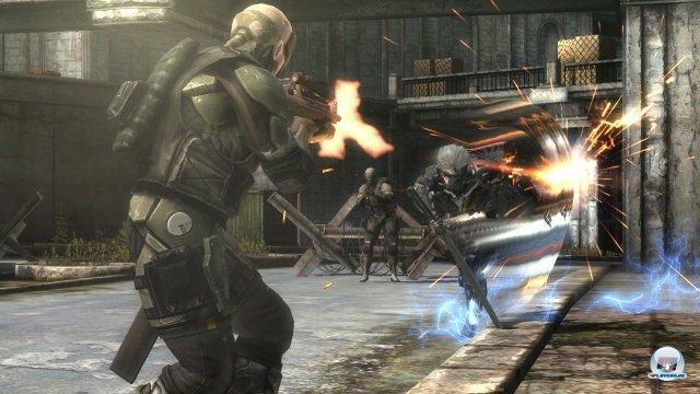 Screenshot - Metal Gear Rising: Revengeance (360) 92404317