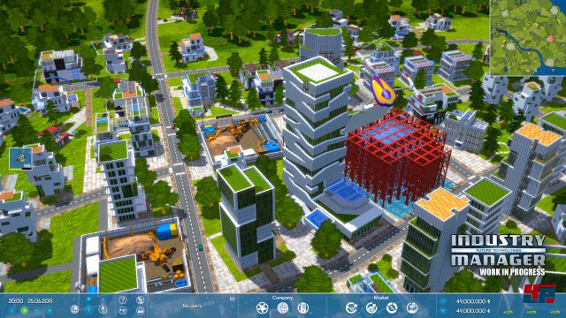 Screenshot - Industry Manager - Future Technologies (PC)