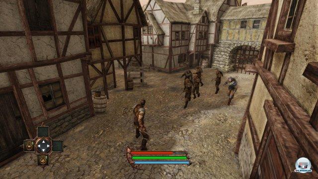 Screenshot - Das Schwarze Auge: Demonicon (PC)