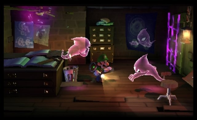 Screenshot - Luigi's Mansion: Dark Moon (3DS) 92432347