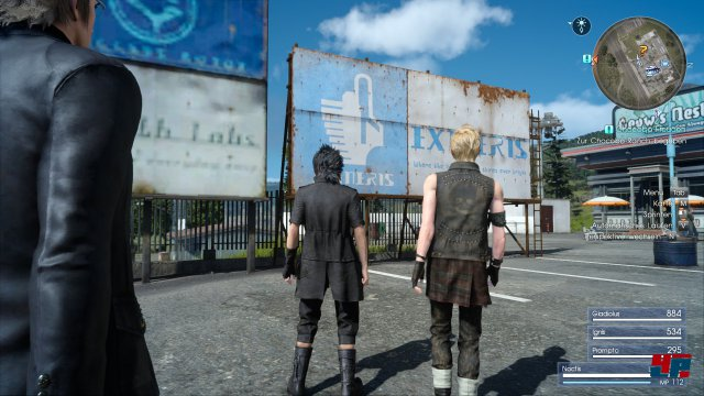 Screenshot - Final Fantasy 15 (PC) 92560938
