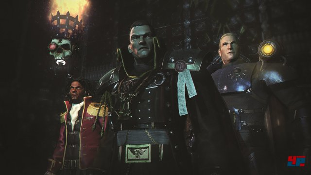 Screenshot - Eisenhorn: Xenos (PC)