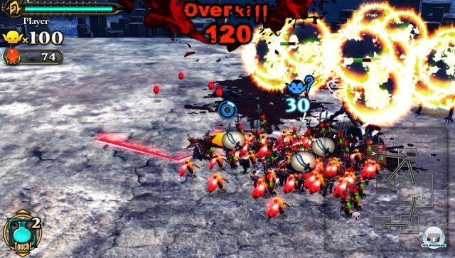 Screenshot - Army Corps of Hell (PS_Vita) 2282232