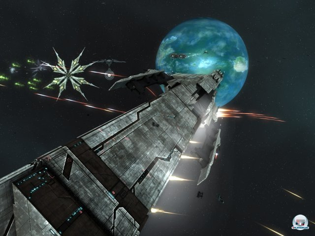 Screenshot - Sins of a Solar Empire: Rebellion (PC)