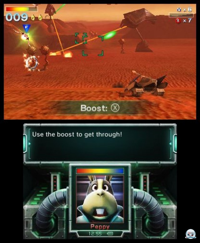 Screenshot - Star Fox 64 3D (3DS) 2230623