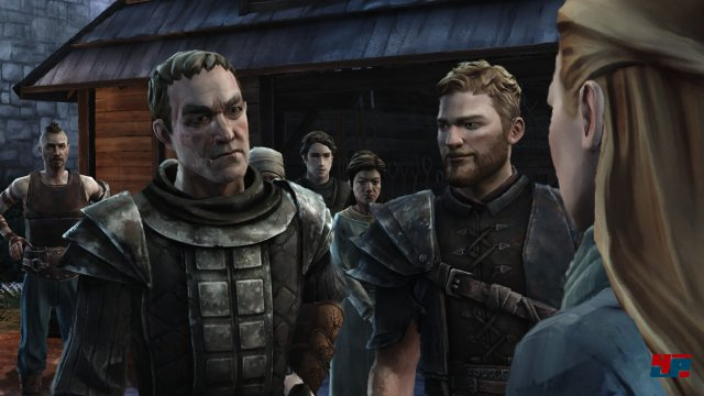Screenshot - Game of Thrones - Episode 6: The Ice Dragon (PC)