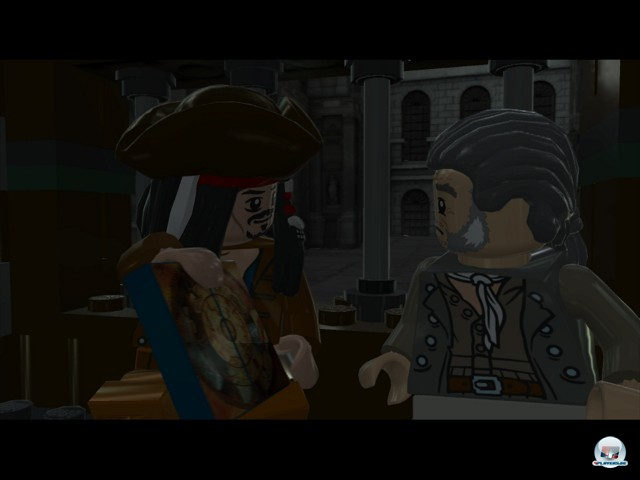 Screenshot - Lego Pirates of the Caribbean - Das Videospiel (360) 2221357