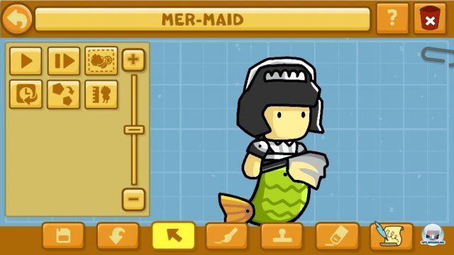 Screenshot - Scribblenauts Unlimited (Wii_U) 2376057
