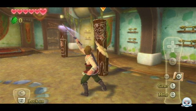 Screenshot - The Legend of Zelda: Skyward Sword (Wii) 2271012