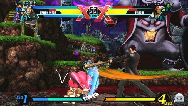 Screenshot - Ultimate Marvel vs. Capcom 3 (PS_Vita) 2316982