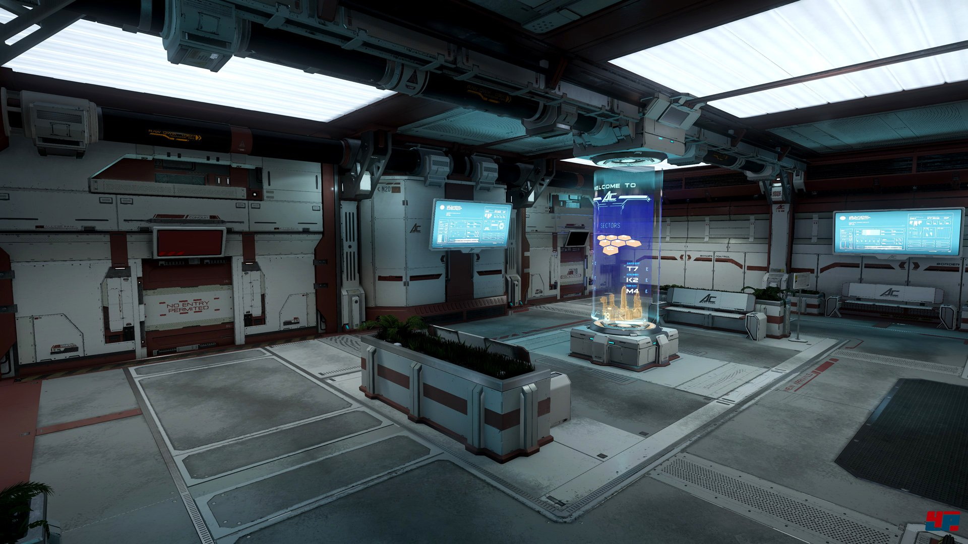 Screenshots zu star citizen alles zum simulation spiel for Interieur vaisseau spatial