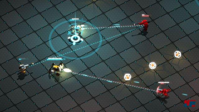 Screenshot - Gladiabots (Android) 92569091