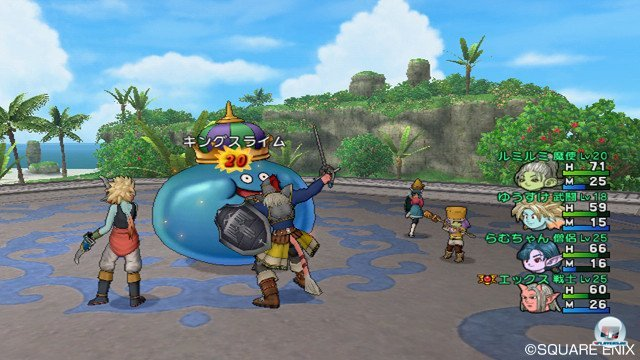 Screenshot - Dragon Quest X Online (Wii) 2368837